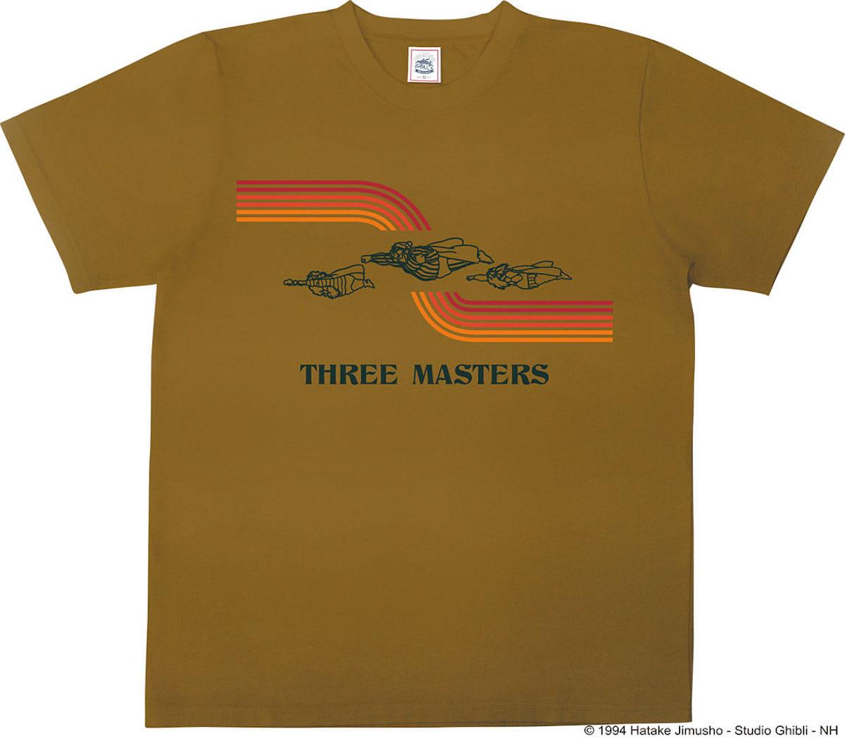 スタジオジブリ作品公式「バルスTシャツ」登場!『となりのトトロ』『魔女の宅急便』『紅の豚』など人気作品がTシャツに! fashion180605_ghibli_13-1200x1049