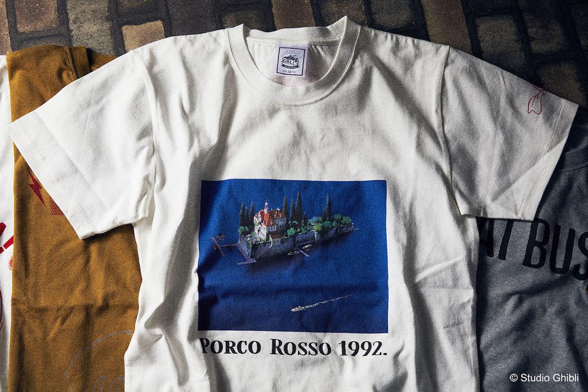 スタジオジブリ作品公式「バルスTシャツ」登場!『となりのトトロ』『魔女の宅急便』『紅の豚』など人気作品がTシャツに! fashion180605_ghibli_2-1200x800