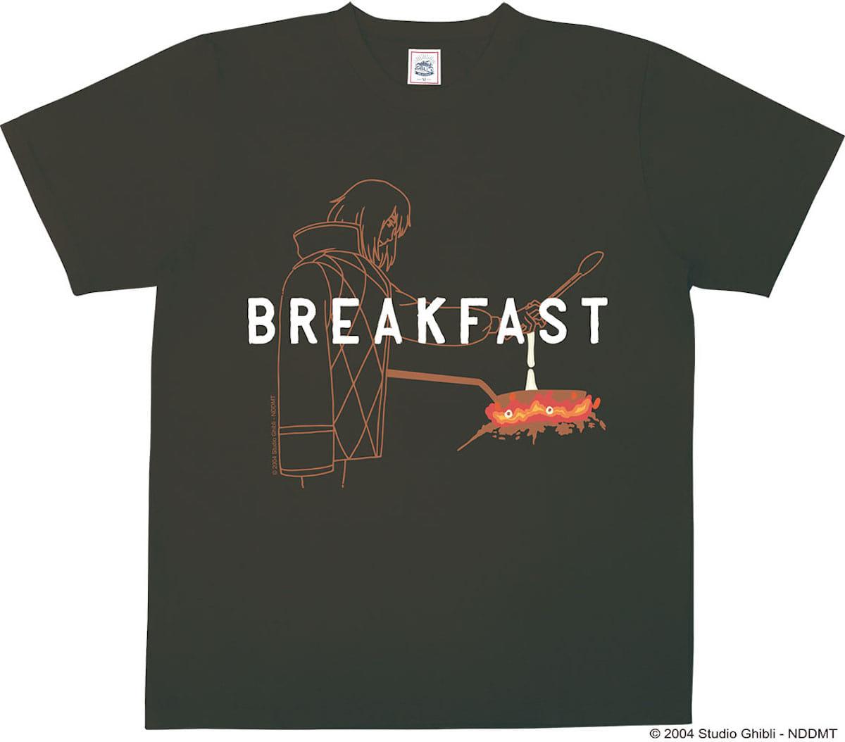 スタジオジブリ作品公式「バルスTシャツ」登場!『となりのトトロ』『魔女の宅急便』『紅の豚』など人気作品がTシャツに! fashion180605_ghibli_9-1200x1054