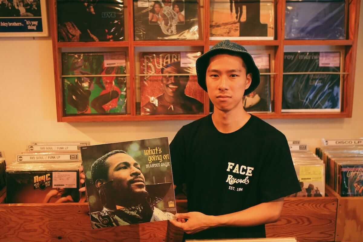 レコード初心者でも安心!FACE RECORDS&GENERAL RECORD STOREの店長が語るレコードの魅力と選び方 artculture180817_facerecords-generalstore_17-1200x800