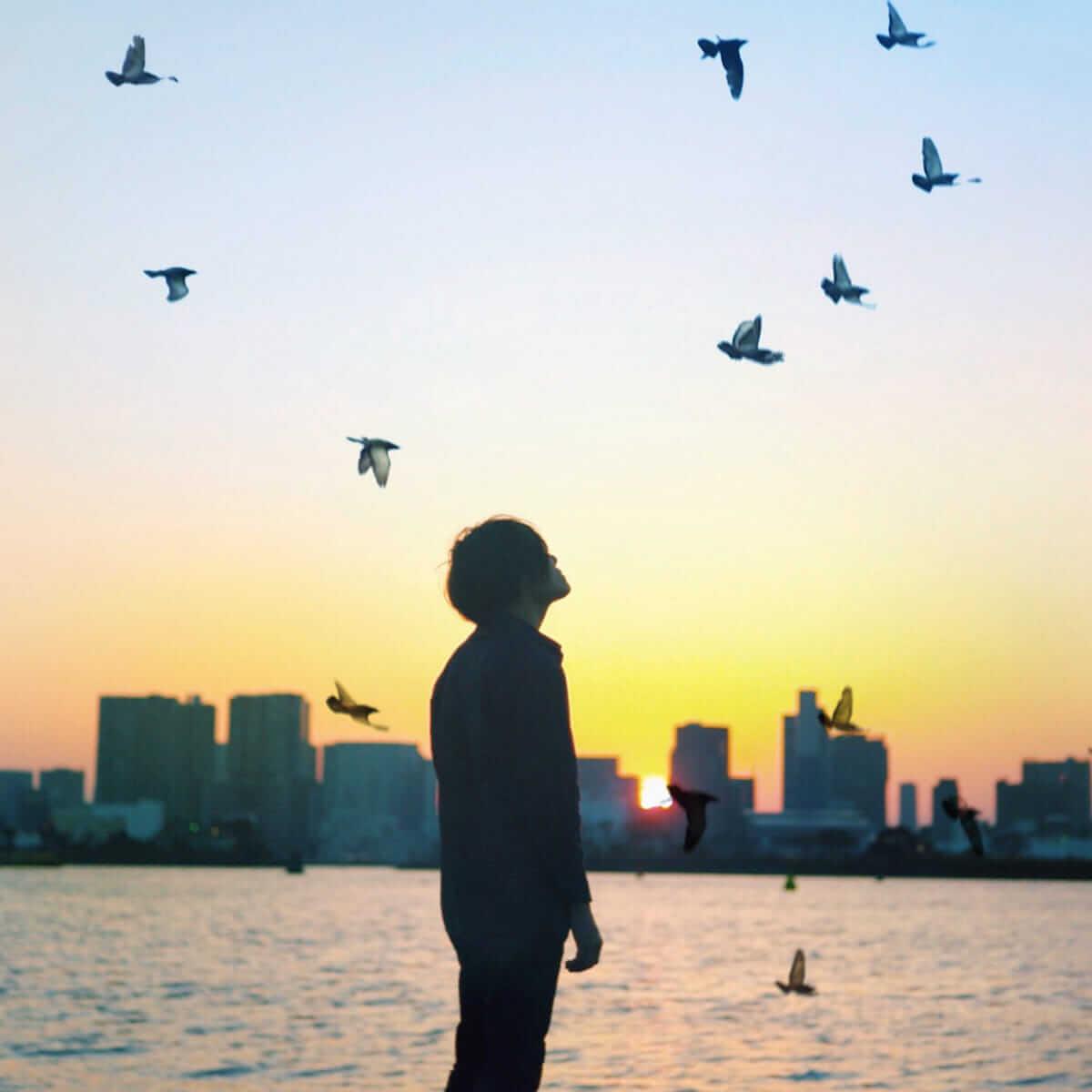 「風景を感じる音楽」をテーマにしたイベント<タビノエ-きこえる音、うかぶ風景->が開催!ライブでは「布」に映像を投影する演出 music180810_tabinoe_05-1200x1200