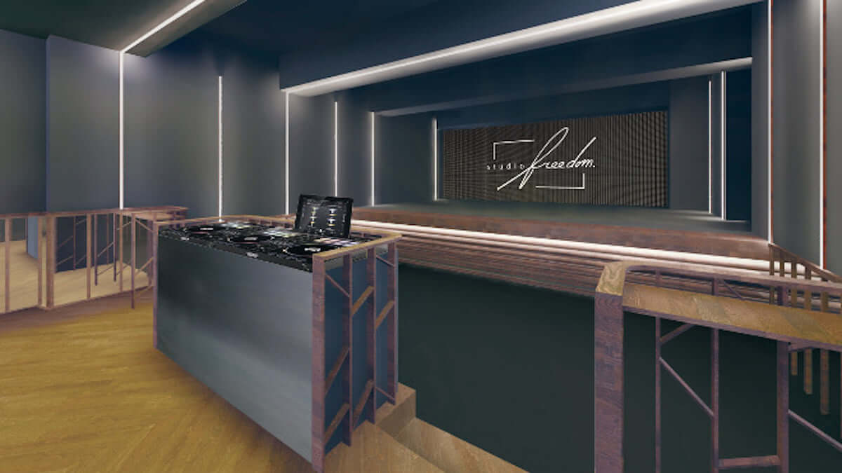 渋谷にオープンしたイベントスペース「Studio Freedom」の魅力を紹介! music180921_studiofreedom_02-1200x675