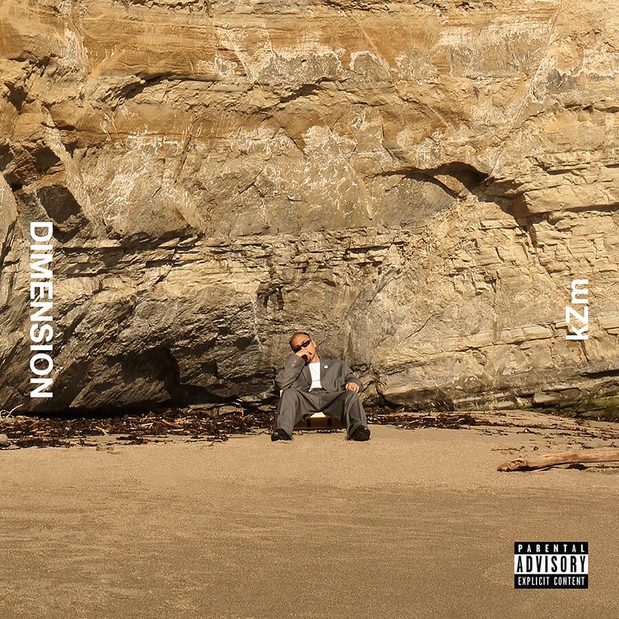 【インタビュー】YENTOWNの最年少ラッパー・kZmが、1stアルバム『DIMENSION』でHIPHOPをさらなる次元へと誘う kZm_DIMENSION_J