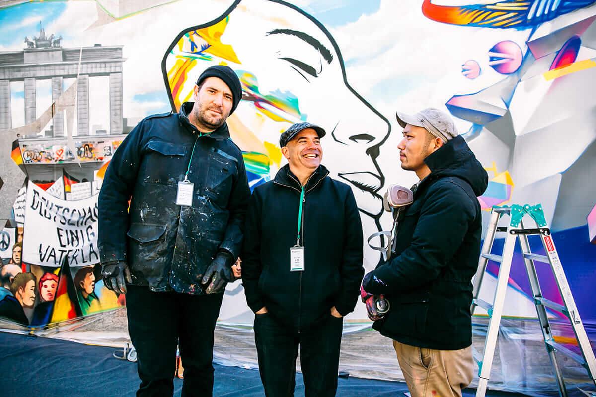 【インタビュー】ドイツ大使館からIndeedオフィスまで――アートでイノベーションを起こす「TokyoDex」とは? rephoto_02-1200x800