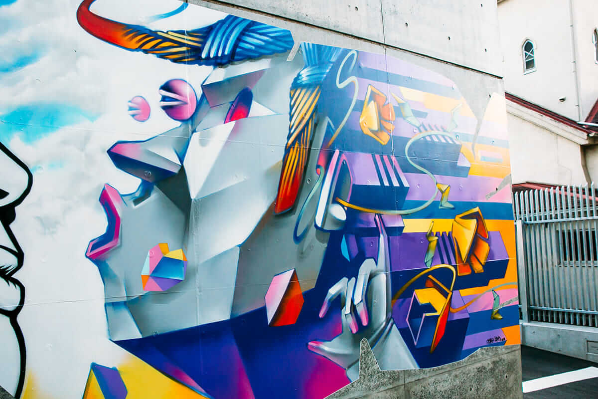 【インタビュー】ドイツ大使館からIndeedオフィスまで――アートでイノベーションを起こす「TokyoDex」とは? rephoto_05-1200x800