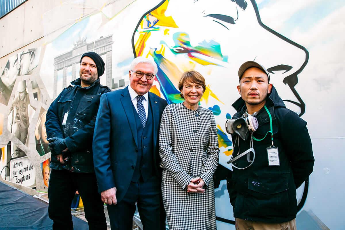 【インタビュー】ドイツ大使館からIndeedオフィスまで――アートでイノベーションを起こす「TokyoDex」とは? rephoto_06-1200x800