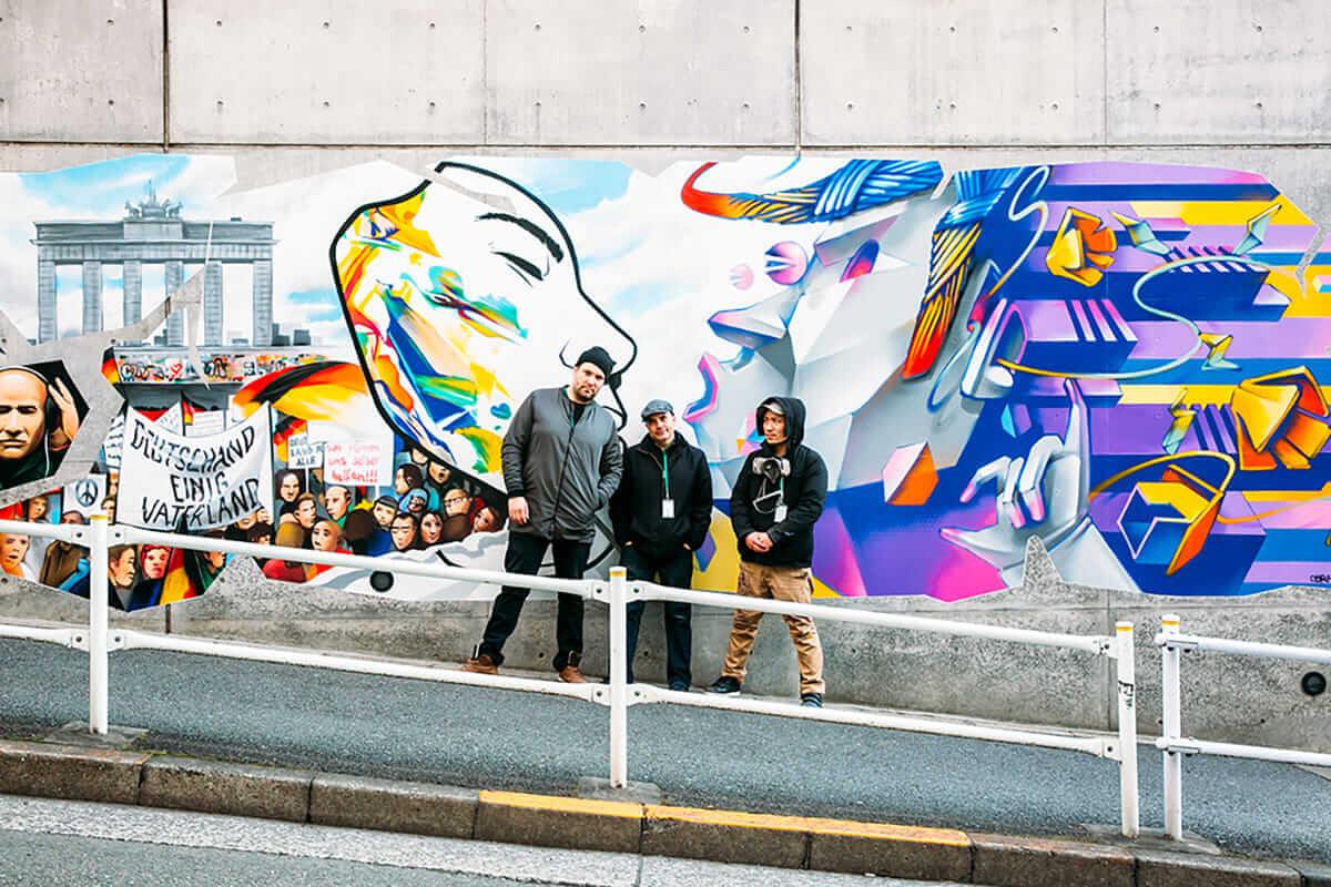 【インタビュー】ドイツ大使館からIndeedオフィスまで――アートでイノベーションを起こす「TokyoDex」とは? rephoto_08-1200x800