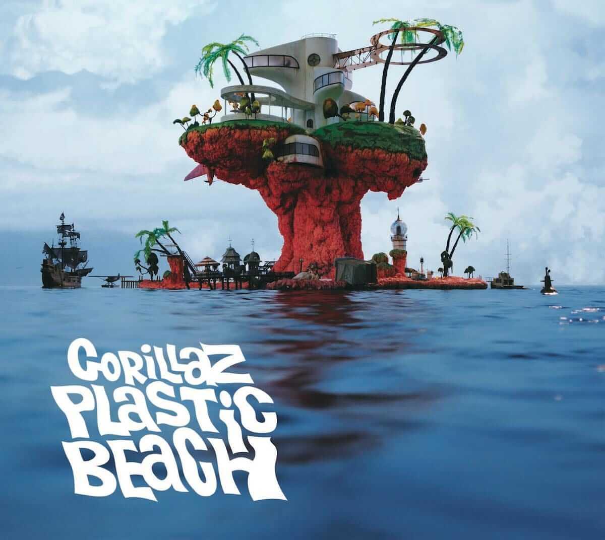 【まとめ】ゴリラズウィキペディア!メンバーや設定、バンドストーリーを徹底検証 gorillaz-wiki-feature_Plastic-Beach-1200x1072