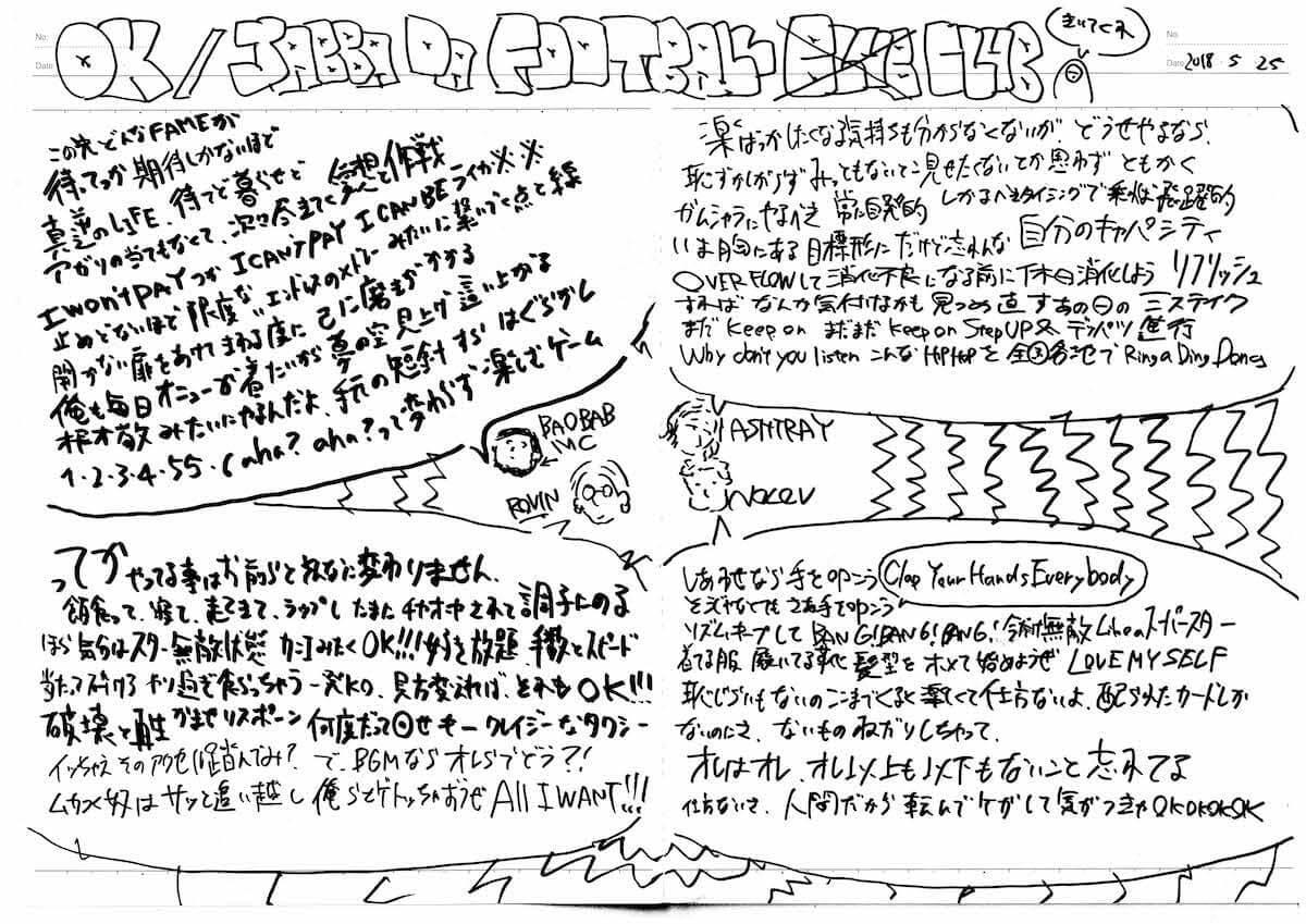 JABBA DA FOOTBALL CLUB、新曲『O K』のMVを公開!高さ日本一の竜神バンジーからNOLOVがダイブ!? music180525_jbfc_1-1200x849