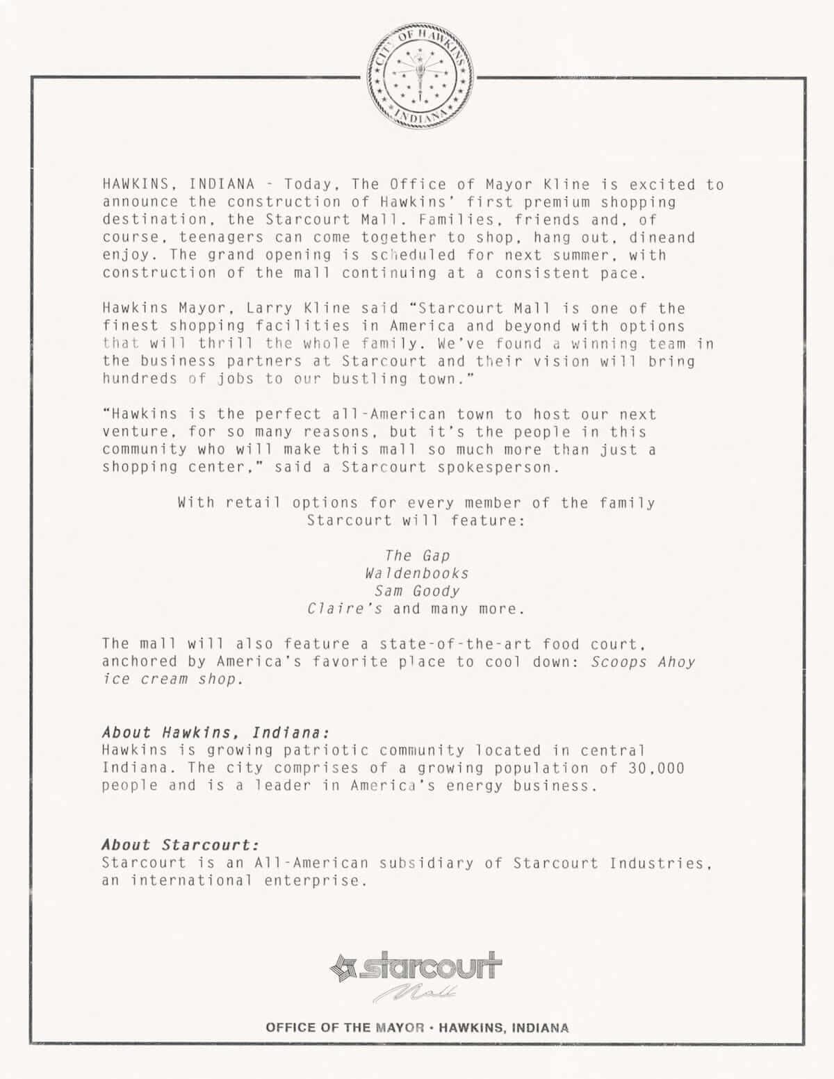 Netflix『ストレンジャー・シングス 未知の世界』シーズン3 新たな舞台が登場、謎の新映像公開! film180717_strangerthings_02-1200x1553