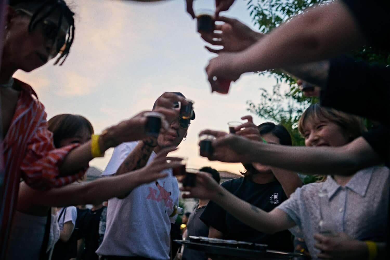 【イベントレポ】寺×HIP HOP「煩悩 #BornNow 2018」|Kick a Showやillmoreらが出演『お寺でゆれる、ここに生まれる』を体現した一夜 music180829-bornnow-17