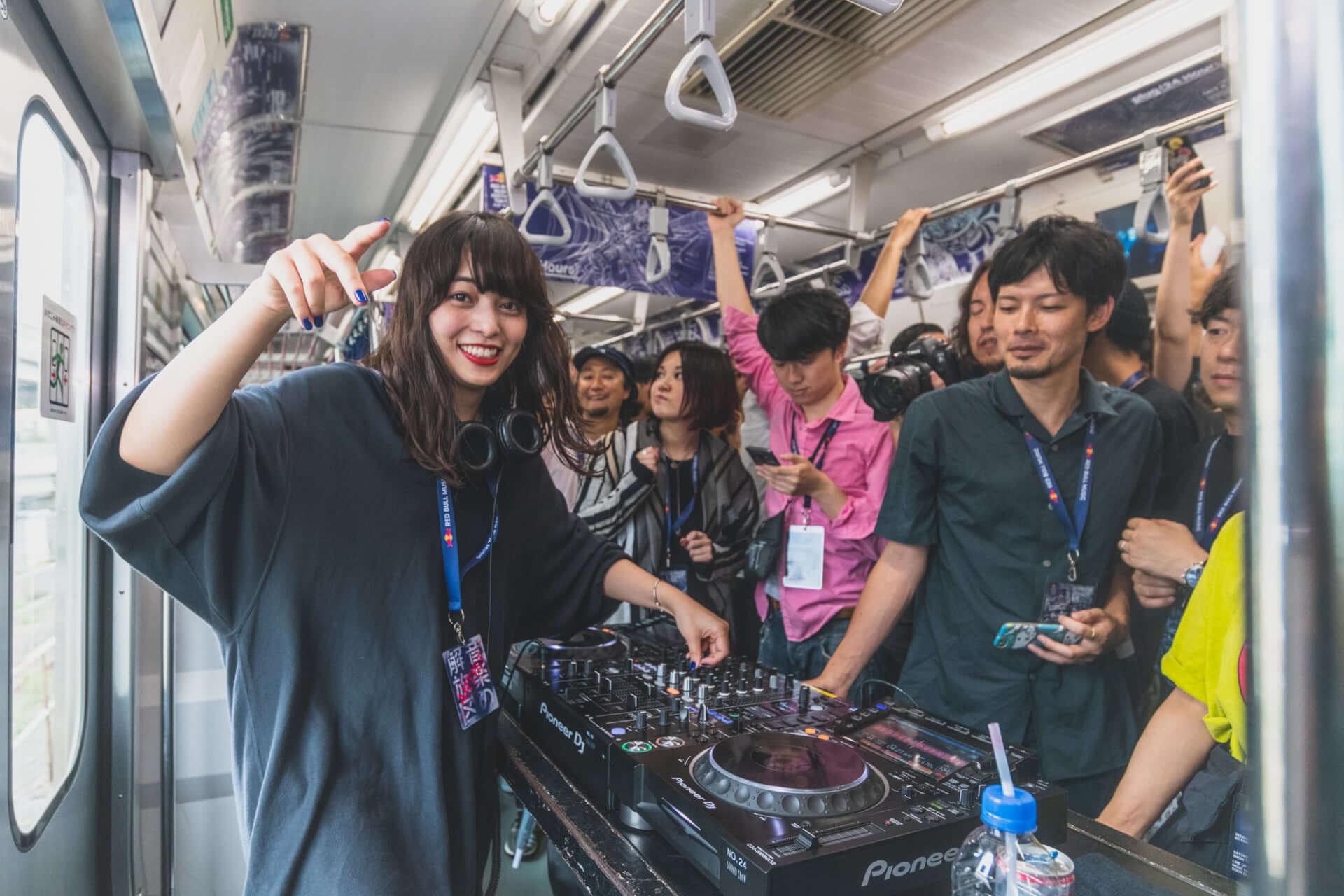 【フォトレポ】RED BULL MUSIC FESTIVAL TOKYO 2018|62 MINUTES YAMANOTE LOOP KK_22092018_62MINUTES_YAMANOTE_LOOP__8374-1920x1280
