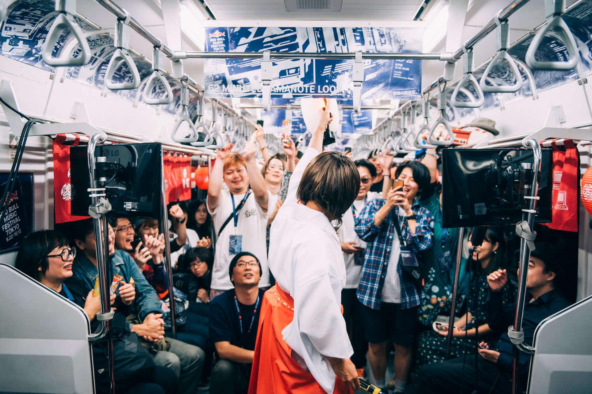 【フォトレポ】RED BULL MUSIC FESTIVAL TOKYO 2018|62 MINUTES YAMANOTE LOOP SS_22092018_62MINUTES_YAMANOTE_LOOP_0007-1920x1280