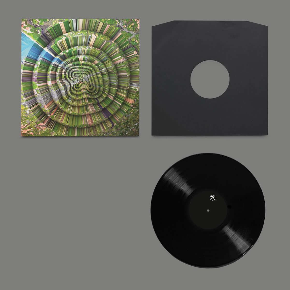 エイフェックス・ツイン『Collapse EP』発売記念!盛り上がり間違いなしのインストアDJイベントがBEAMS RECORDSで開催 aphex-twin-beams-180912_1-1200x1200