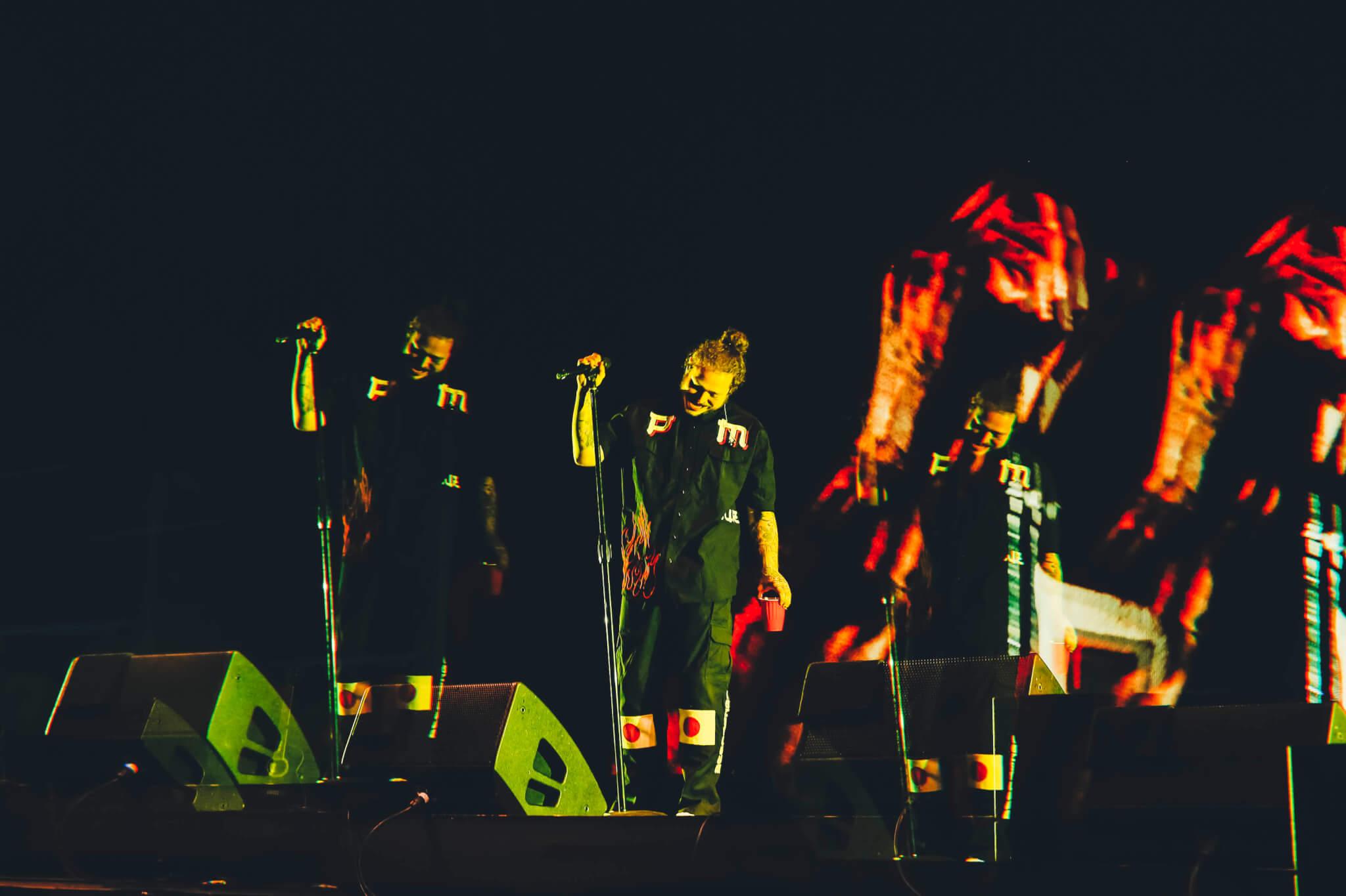 振り返るフジロック2018 Post Malone music1809-fujirock-report-postmalone-7