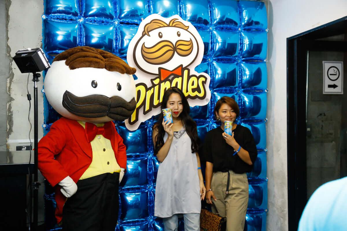 イベントレポ | Beyond Pop Supported by Pringles出演!水曜日のカンパネラ、chelmico、WONKらインタビュー beyondpop-pickup_5-1200x800