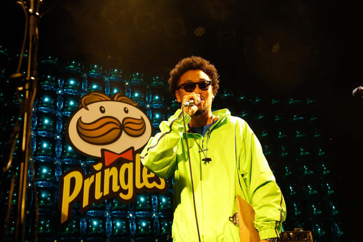 イベントレポ | Beyond Pop Supported by Pringles出演!水曜日のカンパネラ、chelmico、WONKらインタビュー beyondpop-pickup_6-1200x800