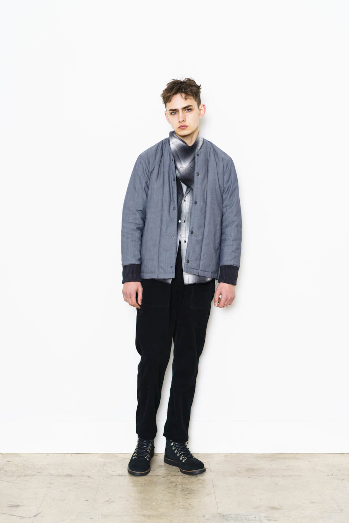 Black(黒/影)×Blank(白/空白)。ブランド「BLANCK」2018AWルックが公開! fashion_blanck_11