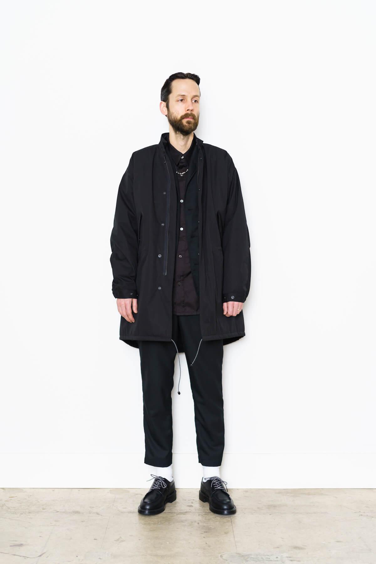 Black(黒/影)×Blank(白/空白)。ブランド「BLANCK」2018AWルックが公開! fashion_blanck_12