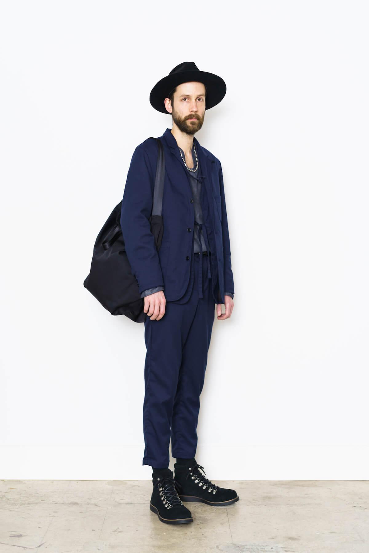 Black(黒/影)×Blank(白/空白)。ブランド「BLANCK」2018AWルックが公開! fashion_blanck_5