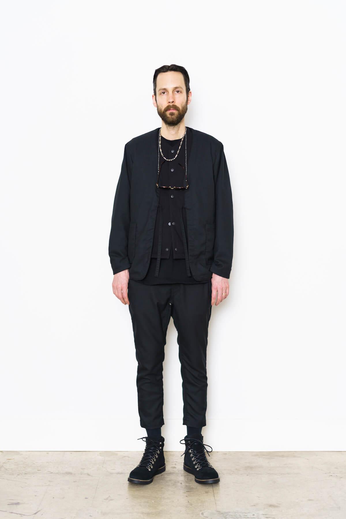 Black(黒/影)×Blank(白/空白)。ブランド「BLANCK」2018AWルックが公開! fashion_blanck_9