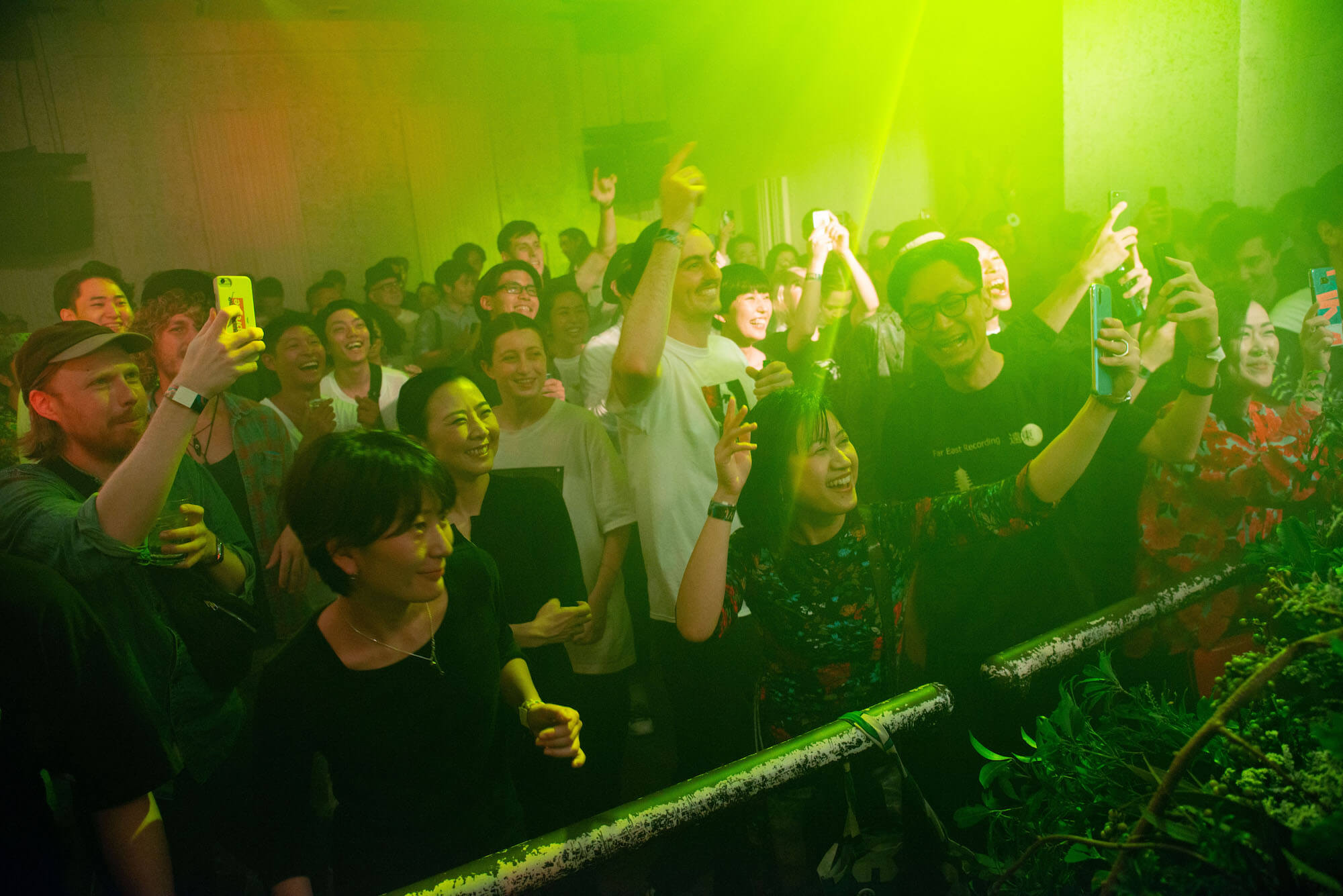 【イベントレポ】KEWL|Soichi Terada × Shinichiro Yokotaが生み出した魔法の景色 music18-kewl-soichi-terada-shinichiro-yokota-17