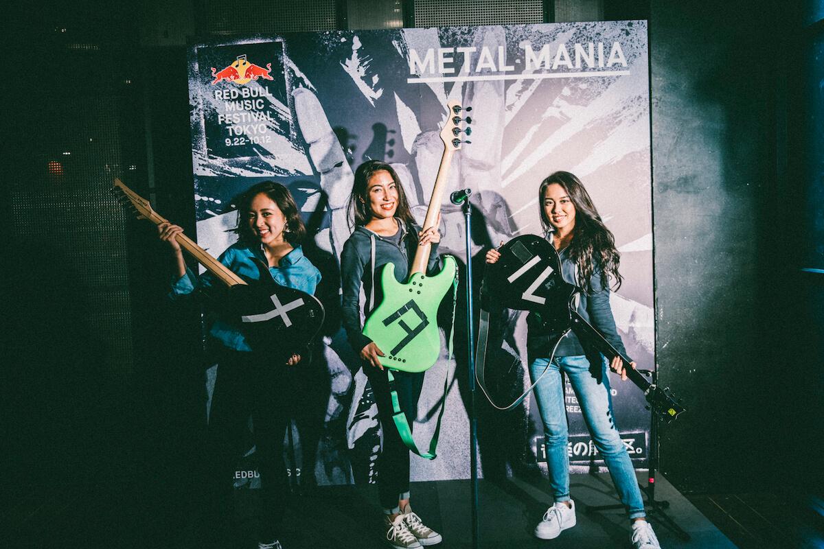 【フォトレポ】RED BULL MUSIC FESTIVAL TOKYO 2018|METAL MANIA music181008-red-bull-music-festival-tokyo-2018-metal-mania-16