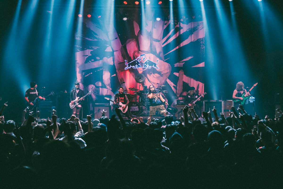 【フォトレポ】RED BULL MUSIC FESTIVAL TOKYO 2018|METAL MANIA music181008-red-bull-music-festival-tokyo-2018-metal-mania-19