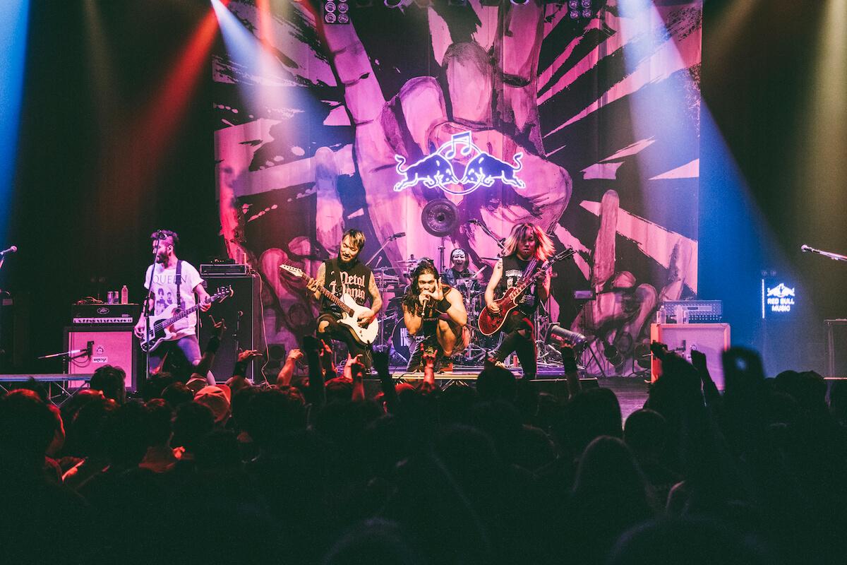【フォトレポ】RED BULL MUSIC FESTIVAL TOKYO 2018|METAL MANIA music181008-red-bull-music-festival-tokyo-2018-metal-mania-2
