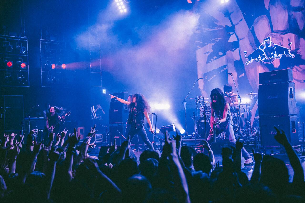 【フォトレポ】RED BULL MUSIC FESTIVAL TOKYO 2018|METAL MANIA music181008-red-bull-music-festival-tokyo-2018-metal-mania-4