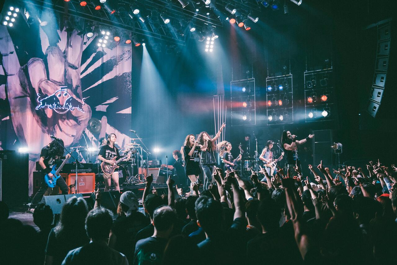 【フォトレポ】RED BULL MUSIC FESTIVAL TOKYO 2018|METAL MANIA music181008-red-bull-music-festival-tokyo-2018-metal-mania-6