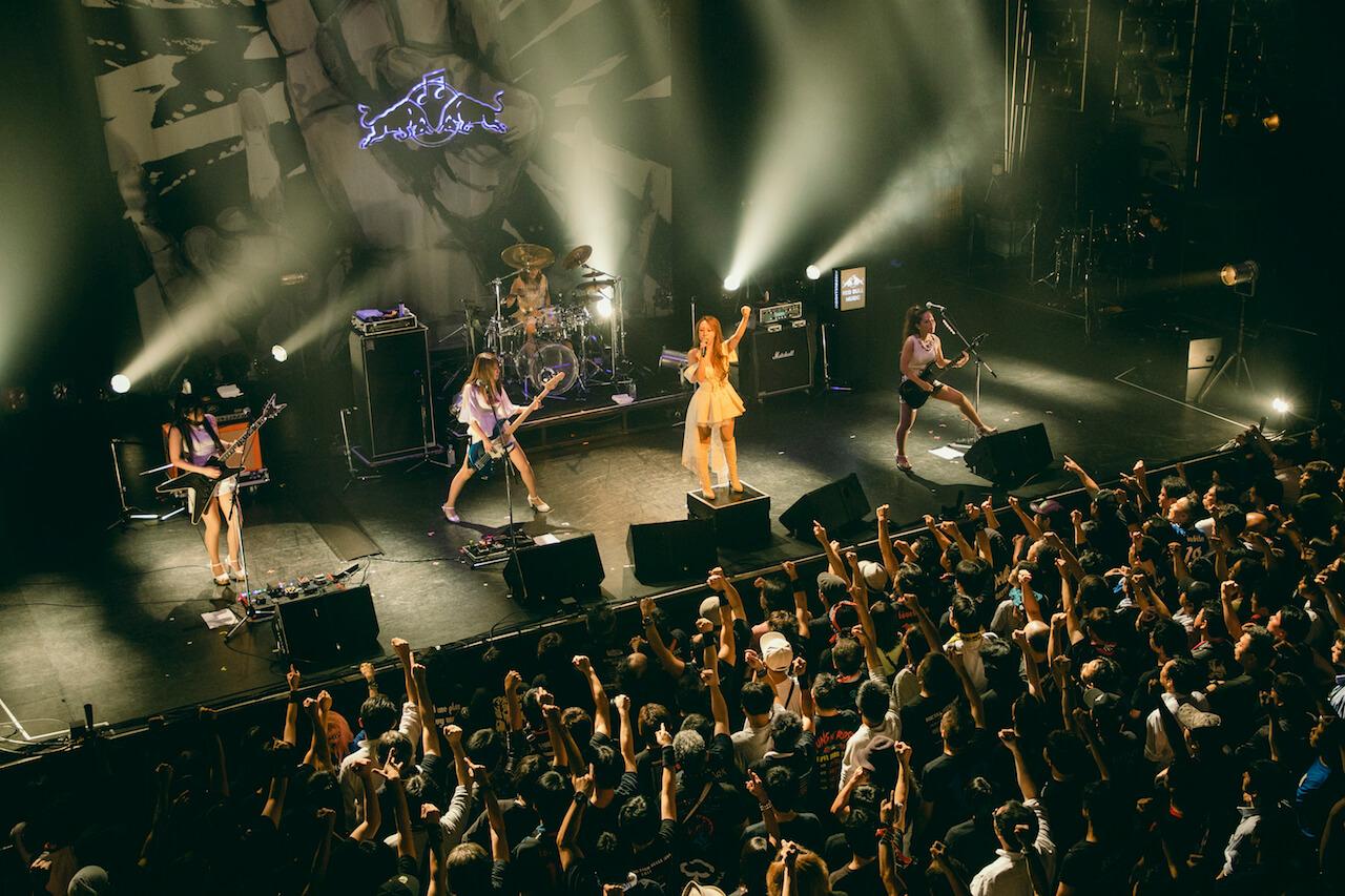 【フォトレポ】RED BULL MUSIC FESTIVAL TOKYO 2018|METAL MANIA music181008-red-bull-music-festival-tokyo-2018-metal-mania-8
