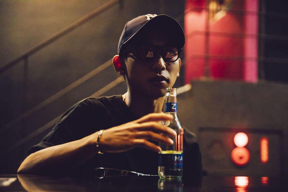 "kZm×Yuki Nakajo×Taeyoung Boyインタビュー!ZIMA BLOCK PARTYで新世代の熱気が""溶かす""ものとは? 0529_zima_kzm_nakajo_taeyoung_02"